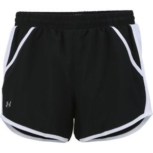 Under Armour Black Running Shorts Size SP